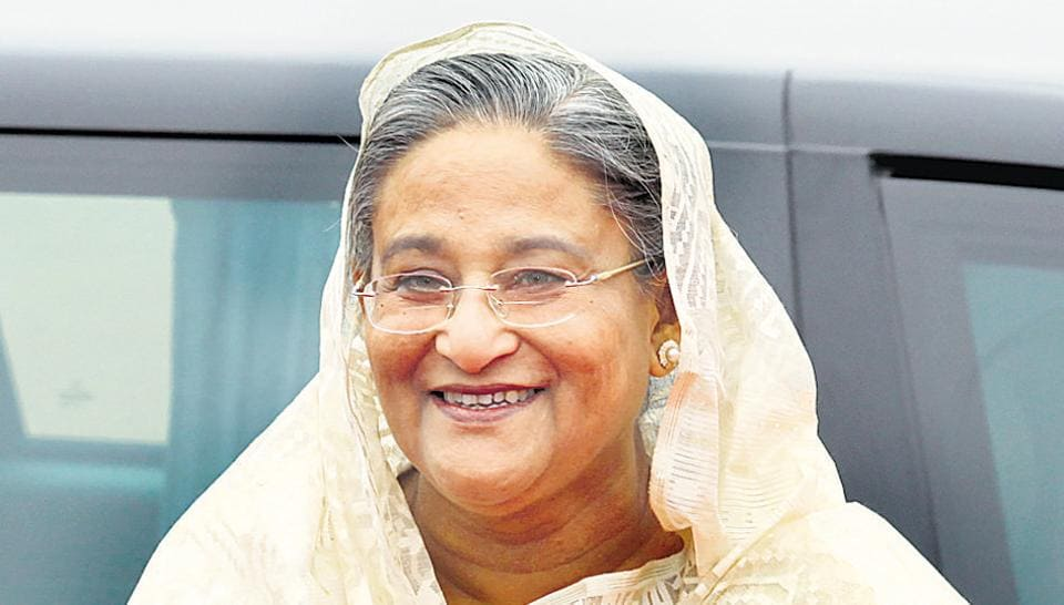 Bangladesh's premier and ruling party leaders have attacked the opposition in the bitter campaign for Sunday's general election.