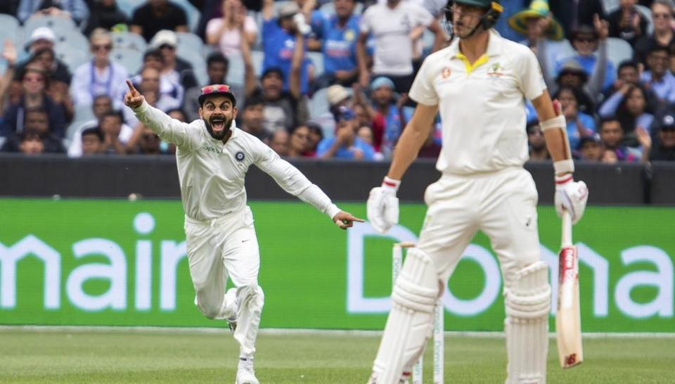 India vs Australia,Virat Kohli,MCG Test