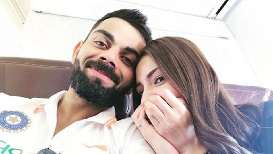 virat kohli,anushka sharma,new year