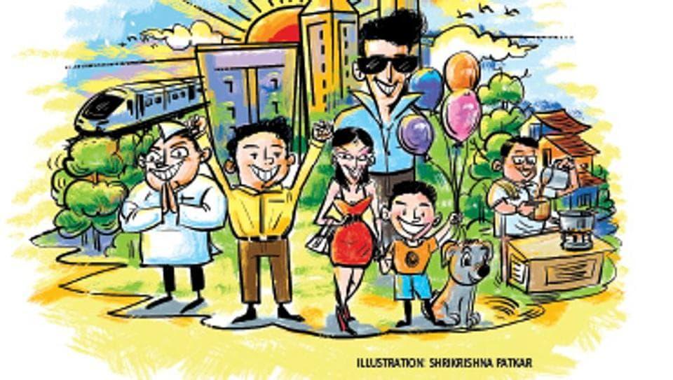 New year,Malavika's Mumbaistan,Metro