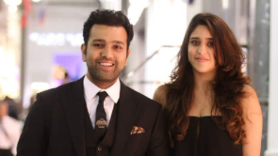 Rohit Sharma, wife Ritika welcome baby girl