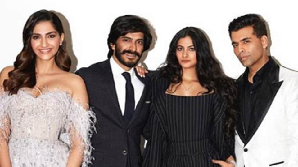 Kofffee With Karan,Kofffee With Karan 6,Sonam Kapoor