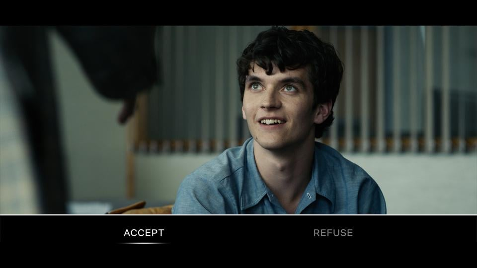 Black Mirror: Bandersnatch offers you the Lewis Caroll-esque choice to either submit to the ludicrousness or turn around and go home.