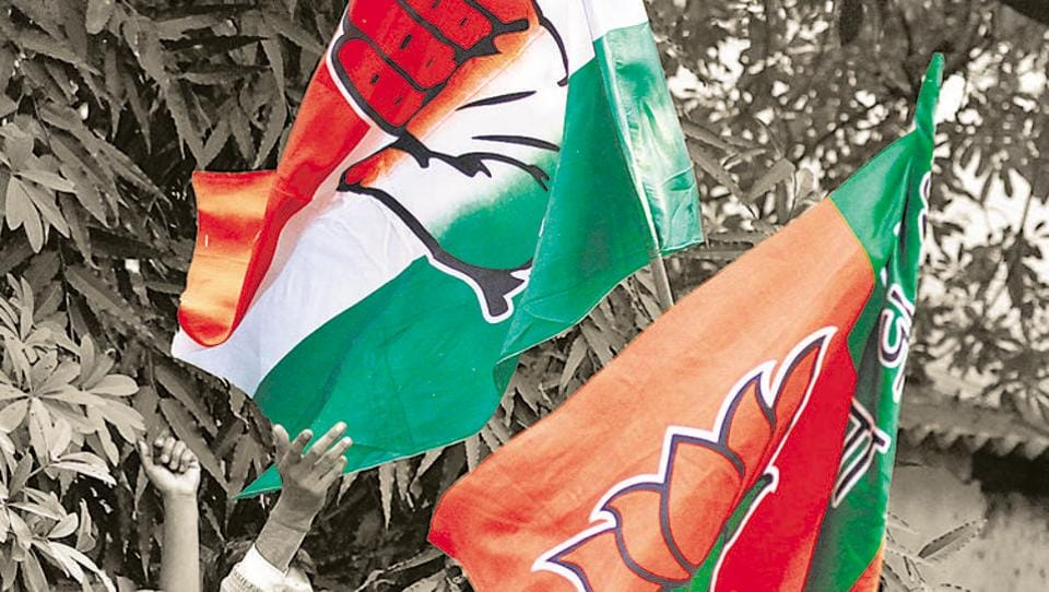 The BJP and Congress' stories of 2018 will be central to how 2019 shapes up.