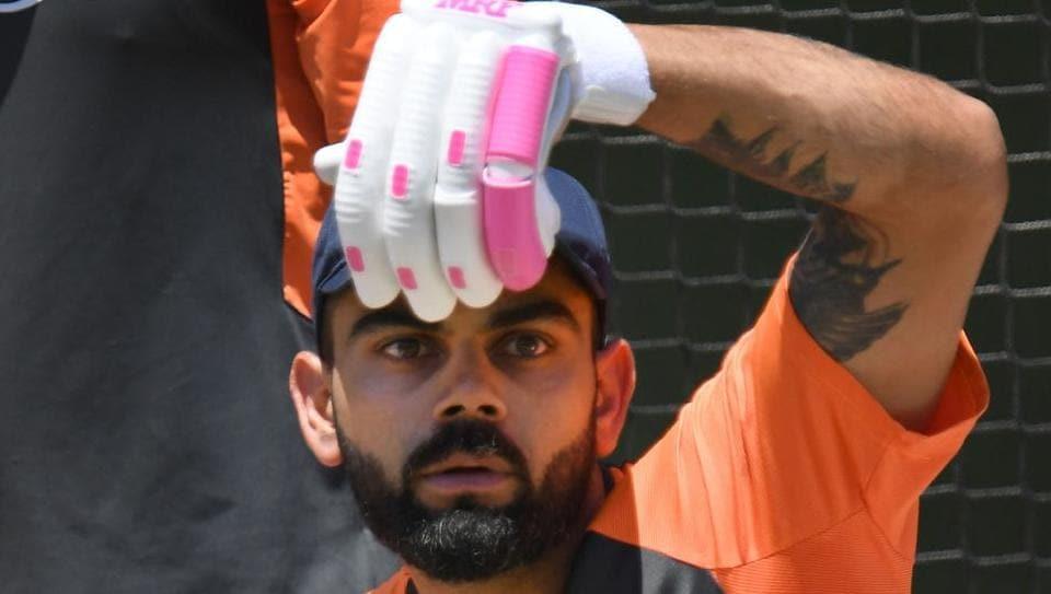 India vs Australia,Virat Kohli,Happy New Year