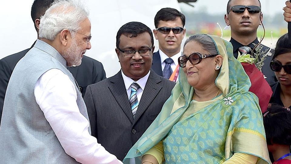 Sheikh Hasina,PM Modi,Narendra Modi