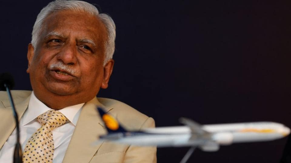 Jet Airways talk with SBI,State Bank of India,Naresh Goyal