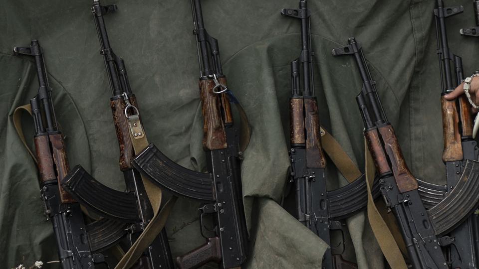 Four Kashmir policemen dismissed after suspected militants