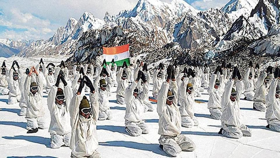 Soldiers deployed on the Siachen glacier may soon be able to bathe, a luxury they cannot currently afford during their three-month stay at posts located at heights of up to 21,700 feet as water is a scarce resource.