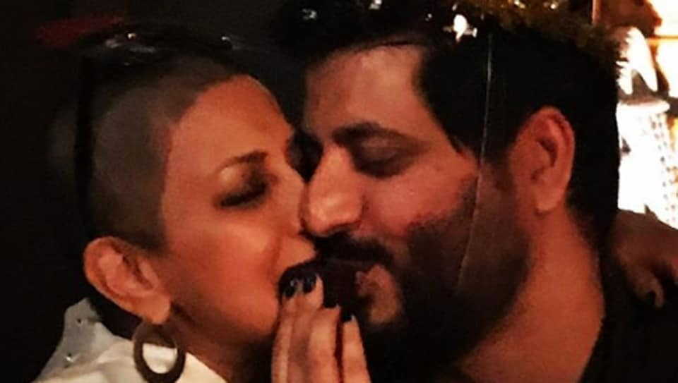 Sonali Bendre celebrated her 44th birthday on January 1.