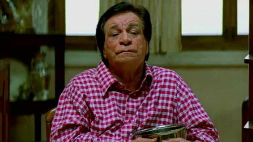 Actor Kader Khan passed away in Canada on Monday.