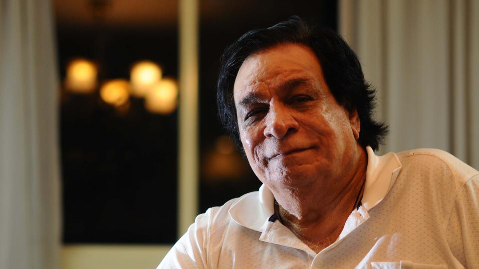 Kader Khan had been suffering from a disease called progressive supranuclear palsy.