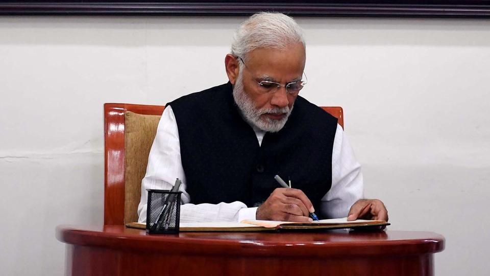 On the entry of women of menstrual age in Sabarimala temple and protests by Hindu groups, PM Narendra Modi said the issue relates to tradition and the Supreme Court judgement that saw a dissent by a lady judge should be read carefully.