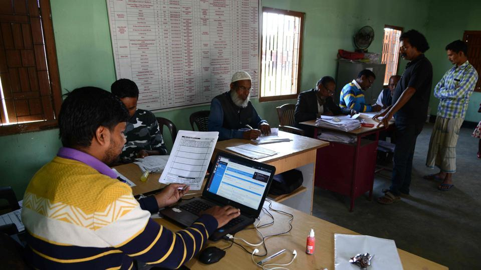 Some four million people were left off a draft National Citizens Register (NRC) published in July in Assam.