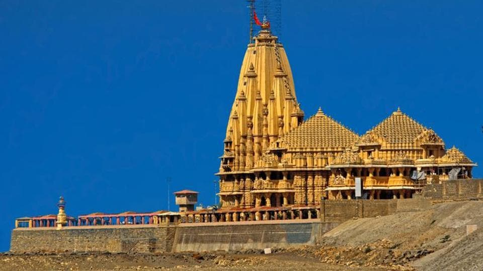 Dr Rajendra Prasad believed that the resurrection of Somnath temple will only be complete when India reclaims its lost cultural and economic glory