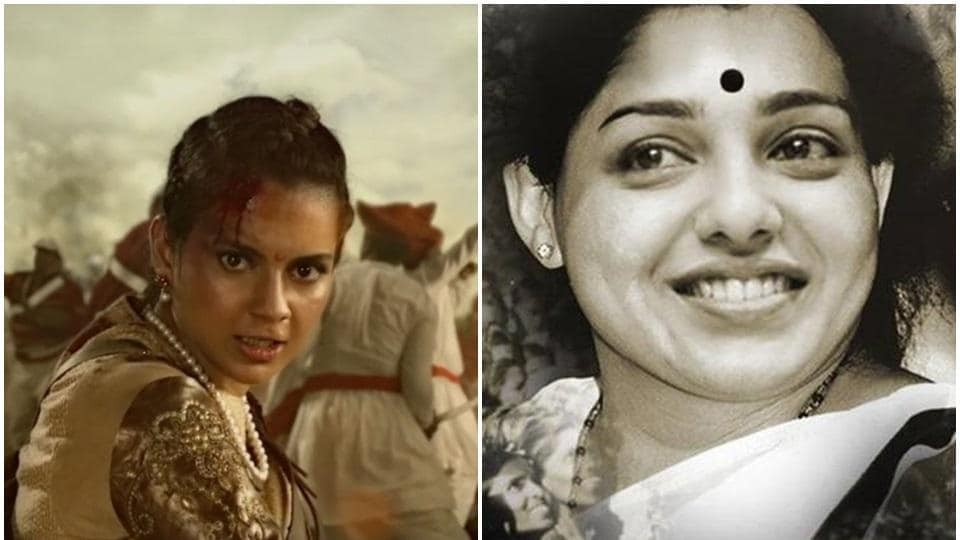 Manikarnika stars Kangana Ranaut, while The Iron Lady will see Nithya Menen play the lead role.