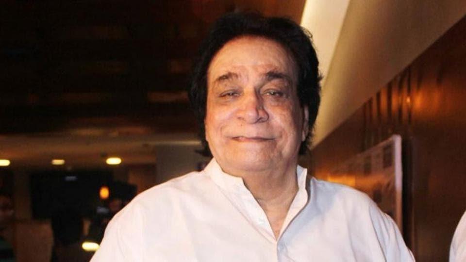 Kader Khan passed away on December 31.