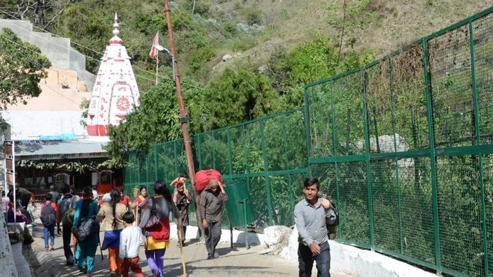 Vaishno Devi,demonetised notes,demonetised currency