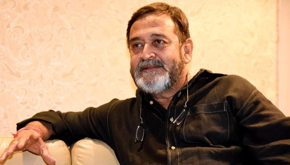 Mahesh Manjrekar in conversation with HT in Pune, India
