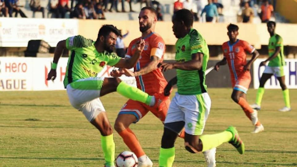 Chennai City FC consolidated their lead on top of the Hero I-League standings with a 3-2 win over Gokulam Kerala FC in Coimbatore on Friday.