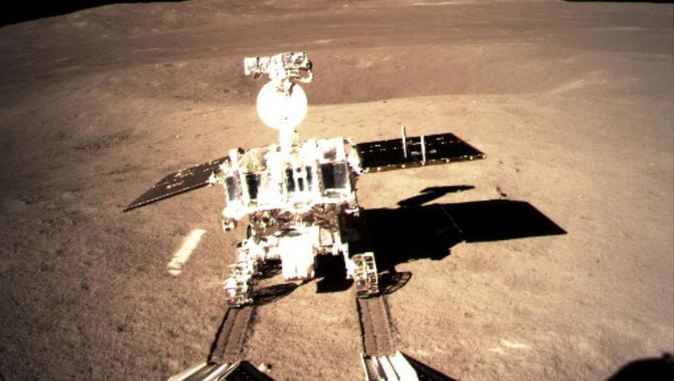 Image result for chinese rover