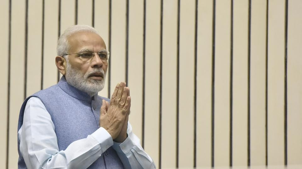 """Earlier governments ignored Manipur and the northeast. But Delhi is at your doorstep now. I myself have visited northeast nearly 30 times in the past four and half years,"" Prime Minister Narendra Modi said."