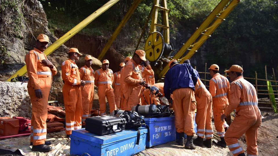 Rescue operations in the illegal mine in Meghalaya where 15 miners are trapped since December 13 have become difficult in the absence of a blueprint of the 355-ft well, Centre told Supreme Court on Friday.