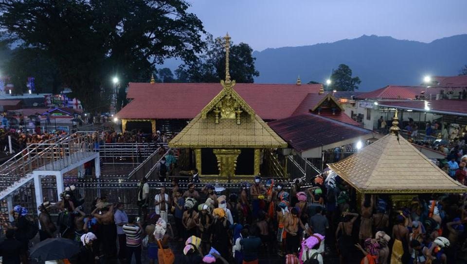 (The Supreme Court's order on Sabarimala was only a suggestion, and the communist government in Kerala conspired to desecrate the temple by its faulty implementation, an RSS leader said in Bhopal on Friday.