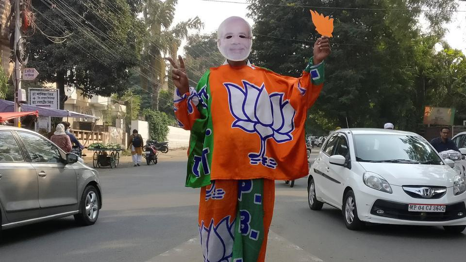 BJP,Mission 123,2019 elections