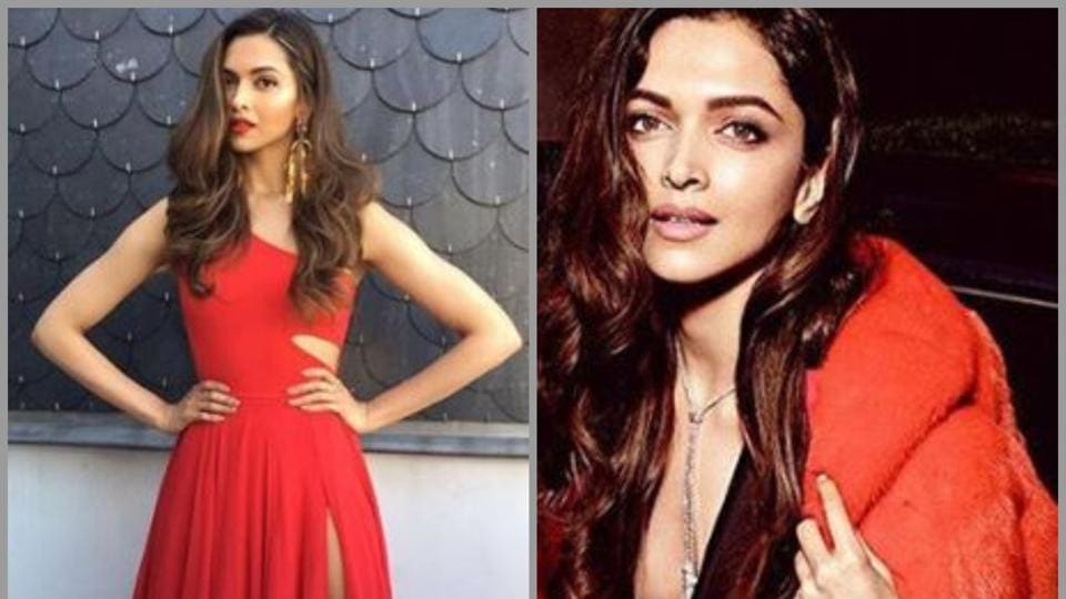 Happy Birthday Deepika Padukone: On Deepika Padukone's 33rd birthday today, here's why we think that she belongs to the colour red as much as red belongs to her.