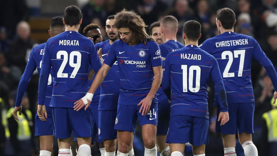 FA Cup: Morata powers Chelsea past Nottingham Forest; Burnley, West Ham also through | football