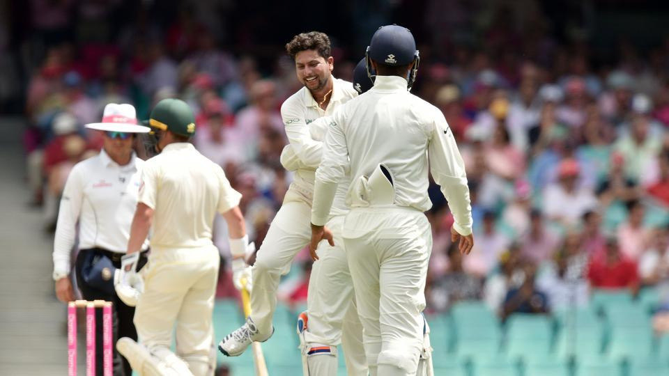 india vs england test match 2019 score
