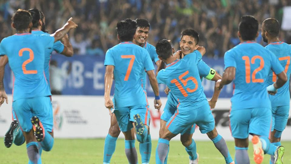 AFC Asian Cup,India vs Thailand,India vs Thailand Live