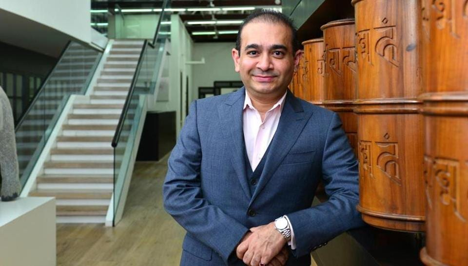 09 August 2016, Mumbai : Nirav Modi Indian jewellery designer at his office in Lower Parel, in Mumbai . Photo By Aniruddha Chowdhury/Mint