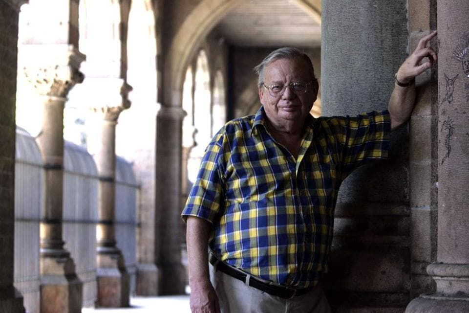 Author Ruskin Bond's ghost stories will come to life with a web series titled Parchayee — Ghost Stories.