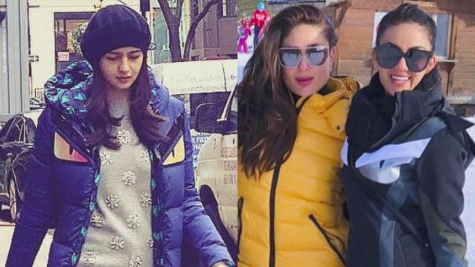 Alia Bhatt and Natasha Poonawalla's Fendi jackets featured the brand's iconic quirky eyes motif. (Instagram)