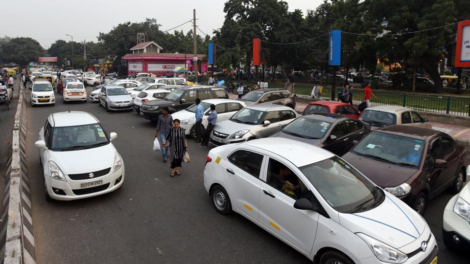 delhi traffic,delhi govt,delhi news