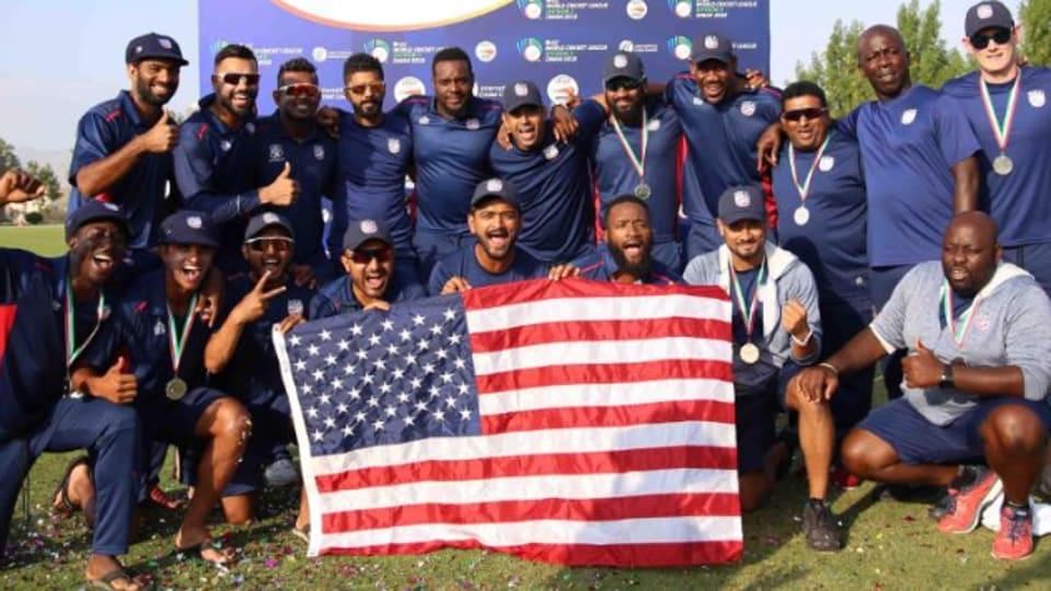 USA Cricket,International Cricket Council,USACA