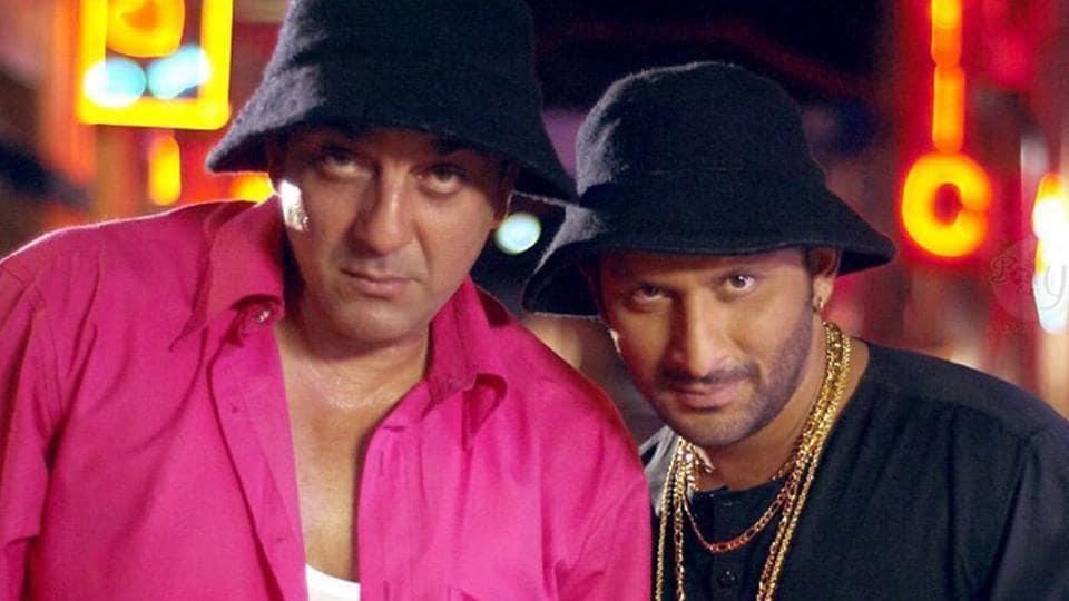Munna Bhai 3,Arshad Warsi,Sanjay Dutt