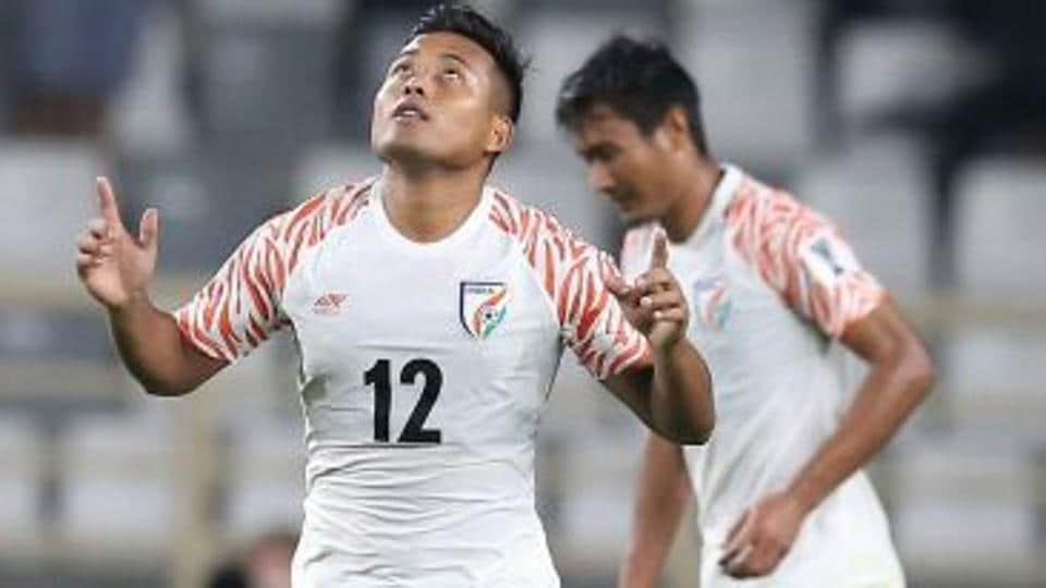 Chhetri brace helps India hit Thailand for four at Asian Cup