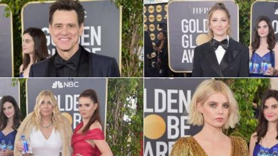 Everything We Know About 'Fiji Water Girl', The Golden Globes' Viral Star