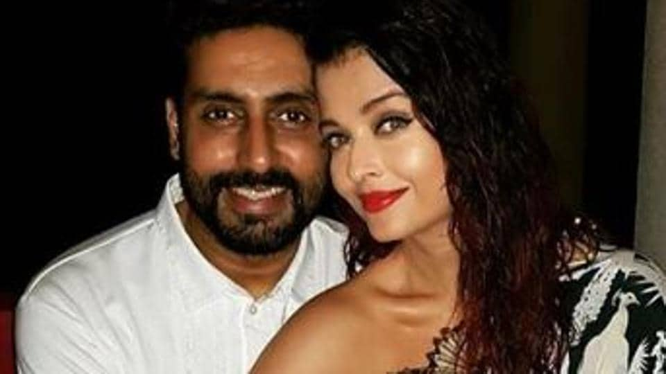 Aishwarya Rai said she and husband Abhishek Bachchan are still trying to find the fine line between polite discussion and argument.