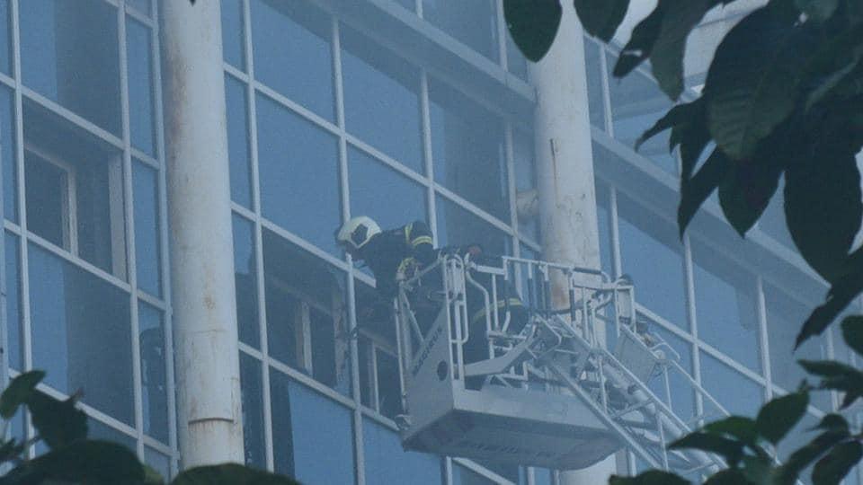 Mumbai,fire,fire brigade
