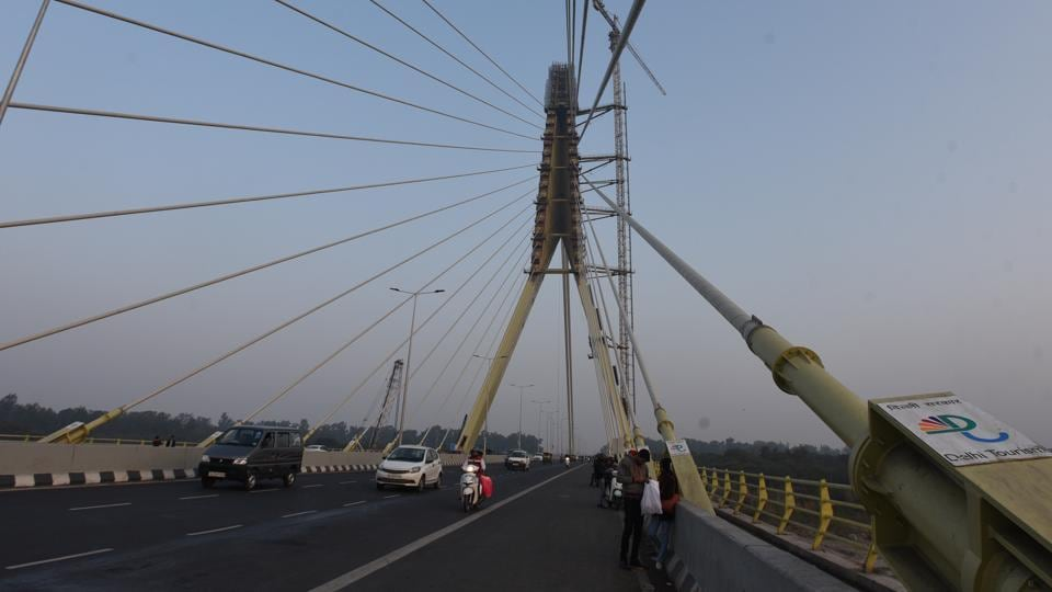 barapullah corridor accident,signature bridge,barapullah accident