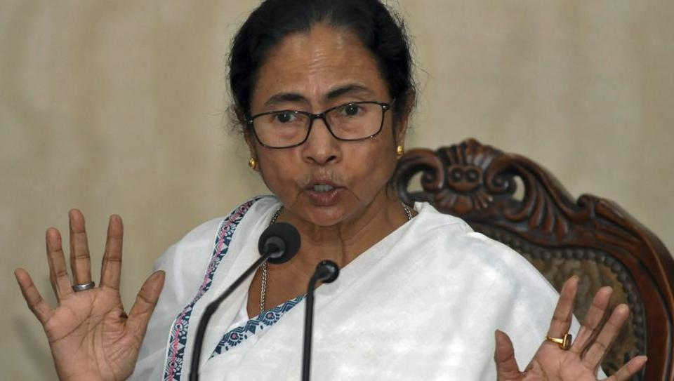 In the last 34 years, the Left Front has destroyed the state by calling bandhs, said Mamata Banerjee.