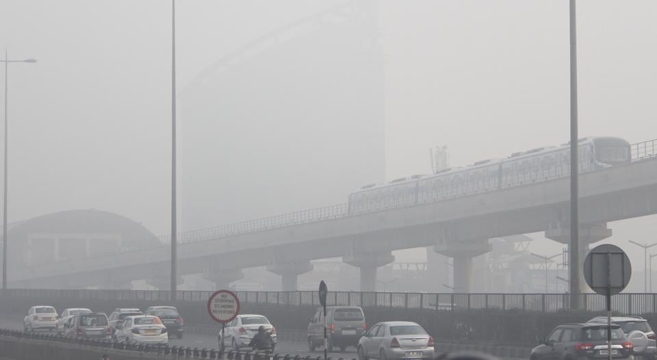 Until about January 1, Gurugram saw extreme, below-normal temperatures. The city reeled under a cold wave in the last week of December as the mercury stayed four or five degrees below normal.