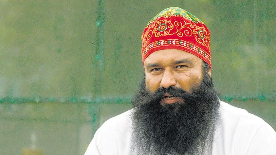 Dera Sacha Sauda chief  Gurmeet Ram Rahim Singh, who is undergoing a 20 year jail term after being convicted of raping two women followers, will be present in court through video-conferencing when the verdict in the 2002 journalist killing case is likely to be pronounced on January 11 (File Photo)