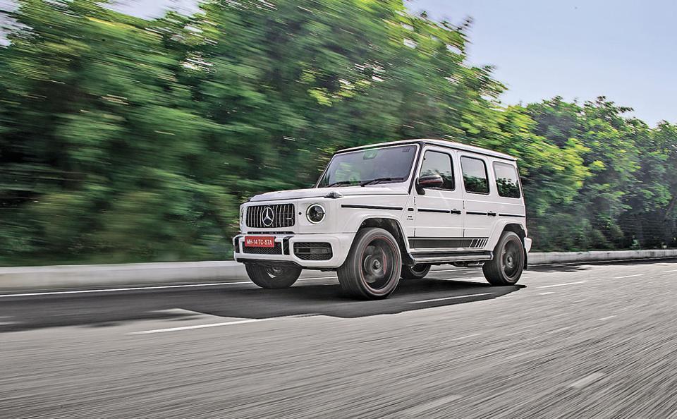 Mercedes,Mercedes-AMG G63,22-inch wheels