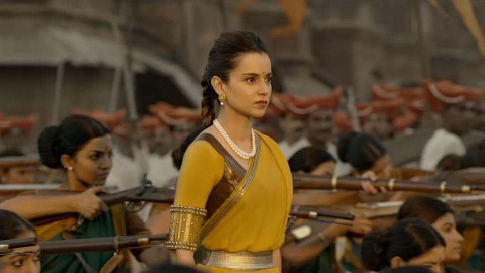 Manikarnika song Vijayi Bhava: Kangana Ranaut's film gets a