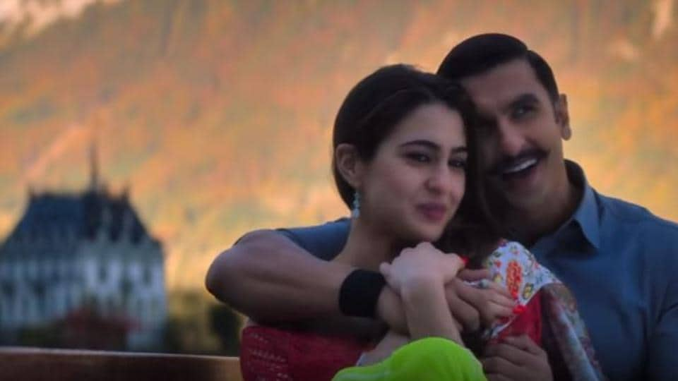 Ranveer Singh's Simmba has crossed Rs 200 crore at the box office.